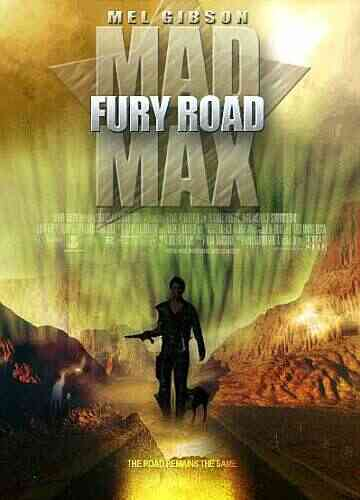 The poster debuted on fury roads